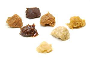 味噌の種類写真